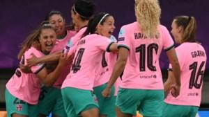 Lieke Martens wint na hoofdrol Champions League met FC Barcelona
