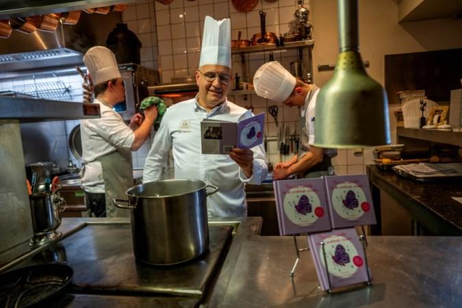 Maastrichtse sterrenkok Bart Ausems tovert ook met woorden: 'Het geeft me zoveel positieve energie'