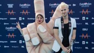 Songfestival officieel begonnen met openingsceremonie