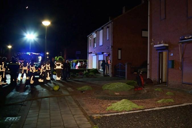 Woning in Montfort beschadigd door explosie