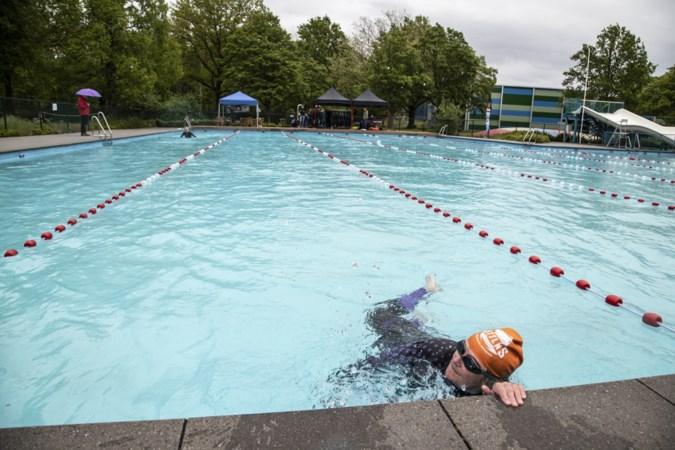 Wetsuitdag in Steinerbos: een zwempak is niet alleen voor watjes