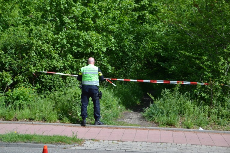 Lichaam aangetroffen langs de weg in Landgraaf