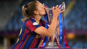 Galavoorstelling Lieke Martens domineert Catalaanse sportkranten: 'Een genot om naar te kijken'