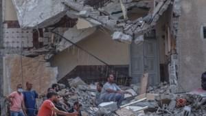Opnieuw tientallen luchtaanvallen Israël op Gaza