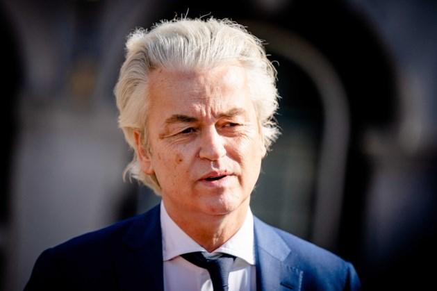 Wilders dient aanklacht in tegen kabinetsleden
