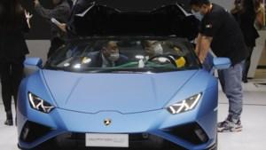 Sportwagenmerk Lamborghini maakt overstap naar elektrisch rijden