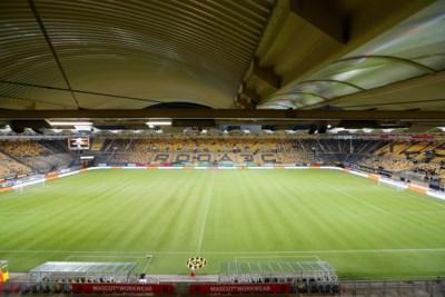 Geen public viewing in Parkstad Limburg Stadion tijdens NEC-Roda JC