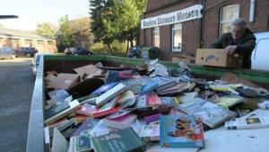 Boekenbeurs Venlo doet goede zaken met online verkoop vanuit overvolle opslagloodsen