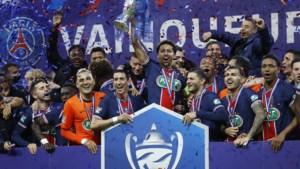 Paris Saint-Germain verslaat Monaco in Franse bekerfinale