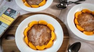 Nostalgisch toetje van Annie: deze rijstepap met fruit is een schande, zo lekker