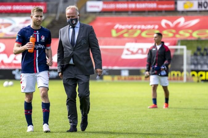 Aanklager start vooronderzoek naar aanmoedigingspremie van FC Emmen voor Fortuna Sittard