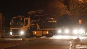 Auto met wapens militair die Belgische viroloog Marc Van Ranst bedreigde gevonden, man nog spoorloos