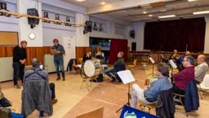 Urban Brass festival eerste optreden Herriemenie Miserabel uit Heerlen in ruim anderhalf jaar