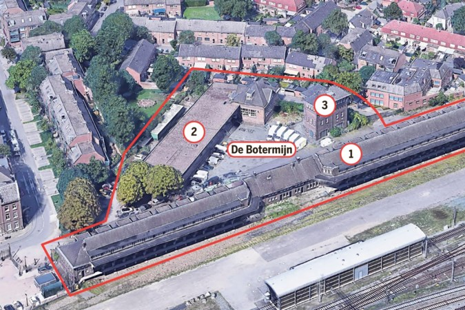 Wonen, werken en horeca in verborgen parel De Botermijn bij station Maastricht