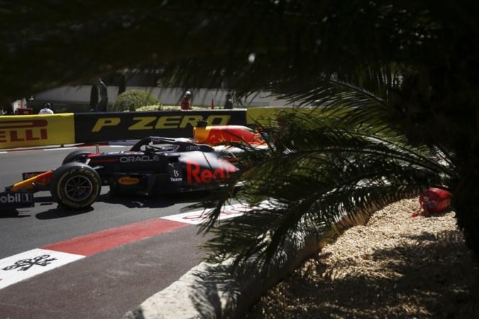 Verstappen zet derde tijd neer in eerste training Monaco