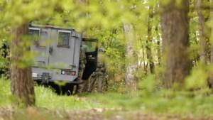 Weer schoten gehoord tijdens zoektocht naar Belgische militair