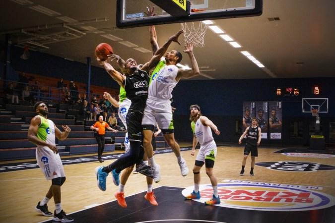 Nederlandse en Belgische basketballers verder in de BNXT League