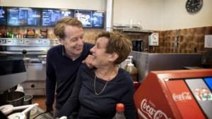 Even spioneren bij McDonald's bleek gouden zet voor vijftigjarige friture Huppertz