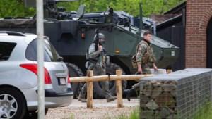 Zoektocht Belgisch militair: schoten waren niet van politie, OM gaat ervan uit dat Conings nog leeft