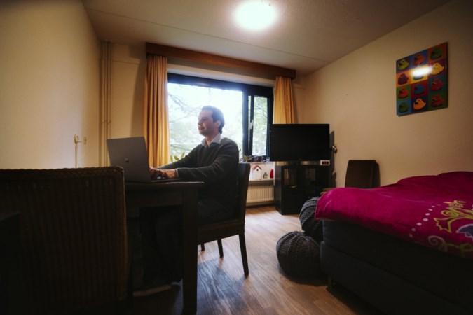 Jeugdige bewoners koning te rijk in verlaten zorgcentrum Sittard: 'Dit is top, beter krijgt je het niet'