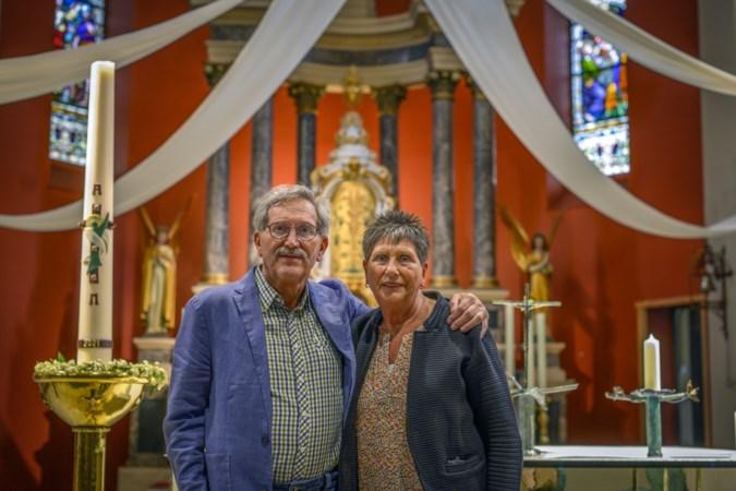 Nieuwe kostersechtpaar Simpelveld: 'We voelen ons vereerd dat meneer pastoor ons deze taak toevertrouwt'