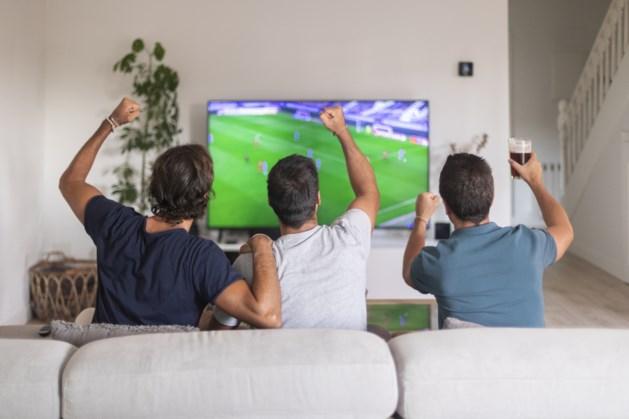 'Tv's, speakers en friteuses in trek in aanloop naar EK voetbal'