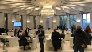 Maastricht streeft transparantie na, maar het debat over de sneltramcrisis wordt wel achter gesloten deuren gehouden