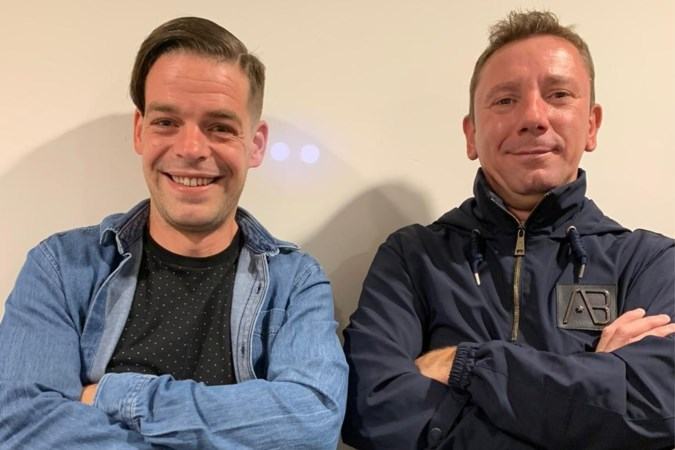 Met twee kapiteins wil vijfdeklasser Sanderbout meedoen om de prijzen: 'Zo'n combinatie is niet gebruikelijk, maar ik ben er niet bang voor'