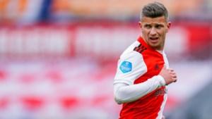 Bryan Linssen keert bij Feyenoord terug voor beslissende wedstrijd