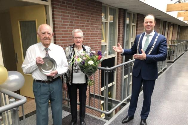 Burgemeester Horst naar Lottum voor bijzonder huwelijk