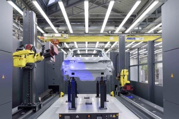 Autobouwer Audi legt productielijnen opnieuw stil om chiptekort
