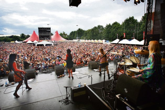 Di-rect, Danny Vera en Racoon op FestiFallz in Weert; festival wijkt uit naar sportpark Boshoven