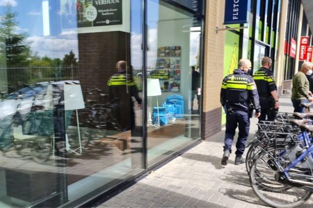 Twee mannen op de vlucht na beroving in Kerkrade