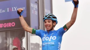 Fortunato wint veertiende rit van de Giro