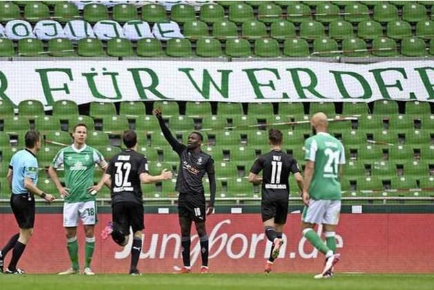 Werder Bremen degradeert, Lewandowski verbetert doelpuntenrecord uit 1972