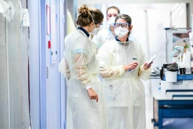 Voor vijfde dag op rij minder coronapatiënten in ziekenhuizen