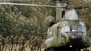 Koninklijke Marine oefent 'ongezien opereren' in Heuvelland