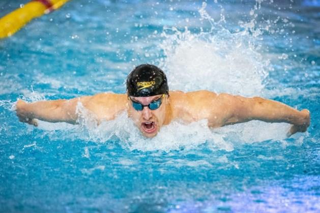 Geen derde Spelen voor zwemmer Joeri Verlinden