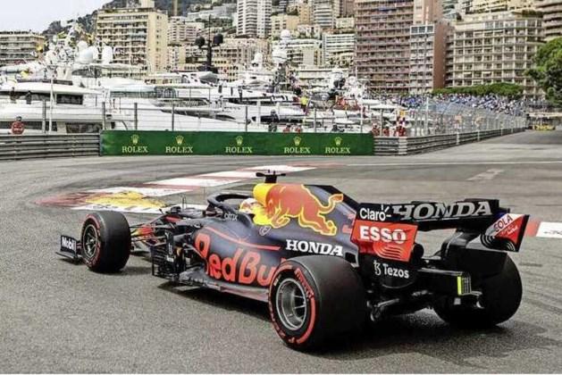 Verstappen start vanaf plek twee in Monaco; Hamilton op zeven
