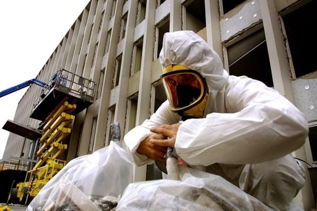 Asbest inleveren kan vanaf 1 juni alleen nog in milieupark Beatrixhaven