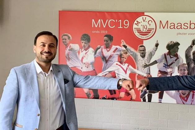 Oud-profvoetballer Raed Bko nieuwe trainer hoogste jeugdteam MVC'19