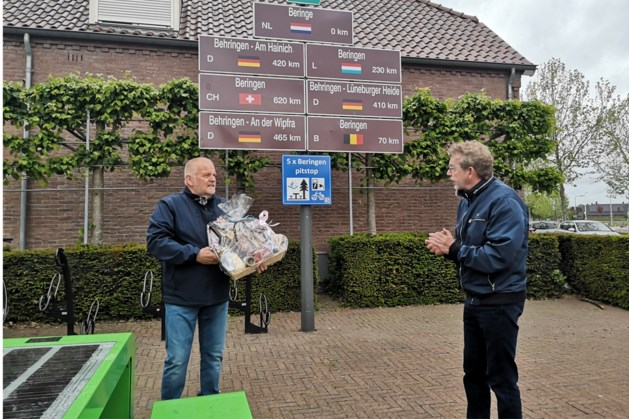 AspergeGilde Peel en Maas maakt van Lot Koopmans lokale held