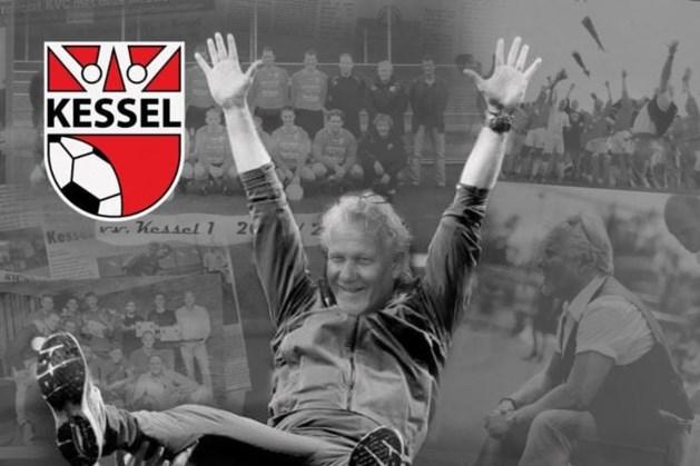 Voetbalclub Kessel eert scheidend trainer John Paulissen met eigen toernooi