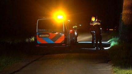 Automobilist crasht met gestolen auto in sloot in Weert na wilde achtervolging over A2
