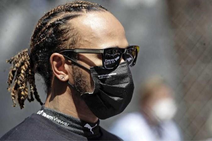 Lewis Hamilton: 'Het team heeft ondermaats gepresteerd'