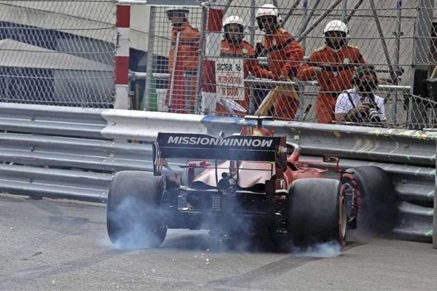 Max Verstappen start toch vooraan in Monaco, schade bij pole-sitter Charles Leclerc