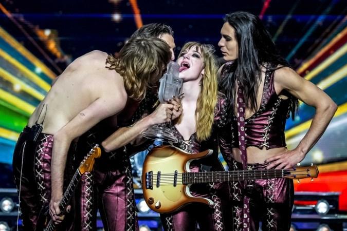 Anne uit Melick begeleidde de winnaars van het Songfestival: 'Coke? Damiano is juist fel tegen alcohol en drugs'