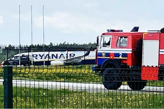 EU-leiders bespreken sancties na luchtactie Wit-Rusland