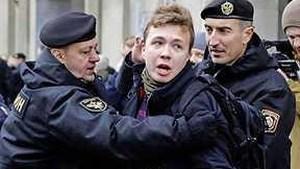 EU wil internationaal onderzoek naar arrestatie Wit-Rusland