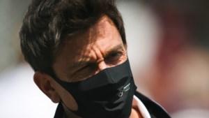 Mercedes-teambaas Toto Wolff: ' Het was een catastrofaal moment'